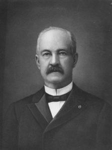 Dr. Moses Greeley Parker